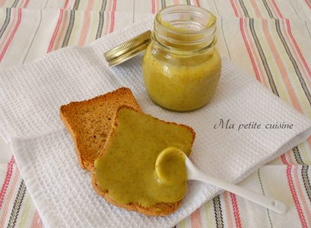 Crema spalmabile al pistacchio Bimby TM5