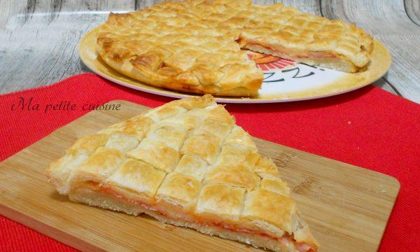 Pizza parigina – la pizza rustica napoletana