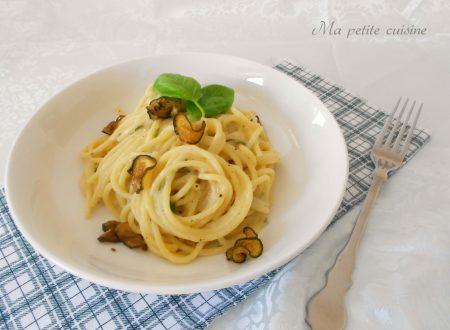Spaghetti alla Nerano video ricetta facile