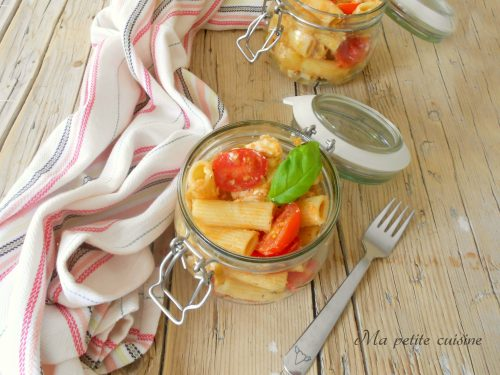 Pasta fredda con melanzane e feta – BimbyTM5