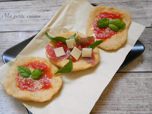 Pizza fritta video ricetta facile e perfetta!