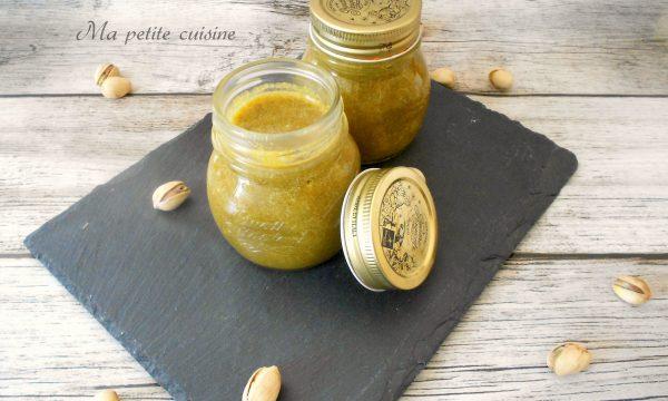 Crema di pistacchi – crema spalmabile