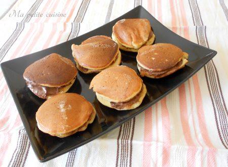 Dorayaki la mia ricetta semplice