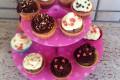 Cupcake con Ganache