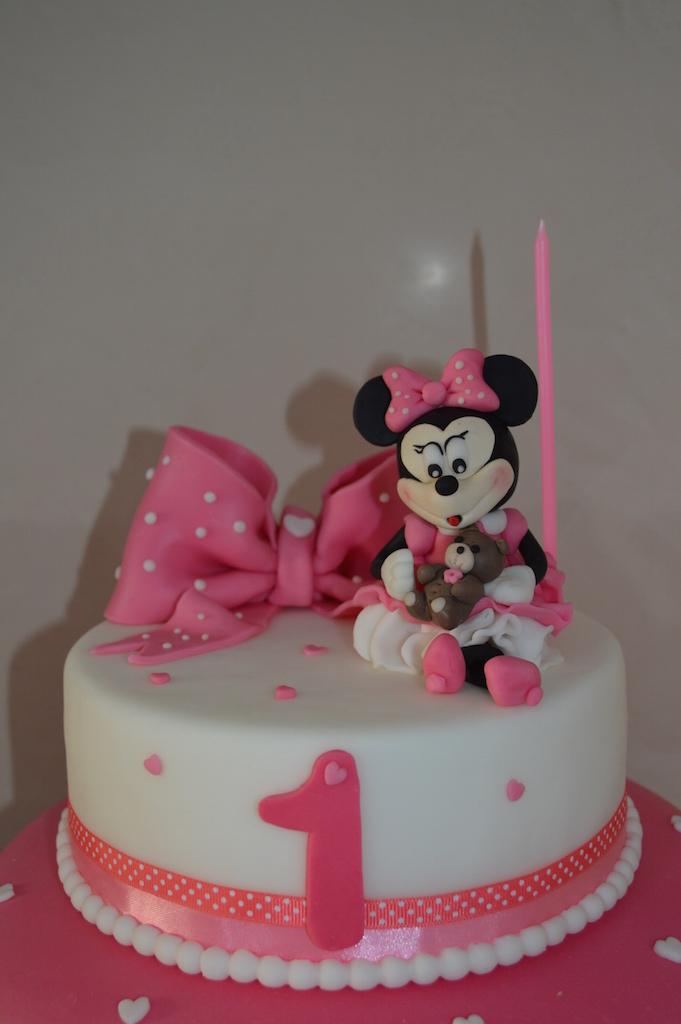 Favorito Torta Minnie primo compleanno OK16