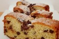 Plumcake Integrale con Gocce di Cioccolato