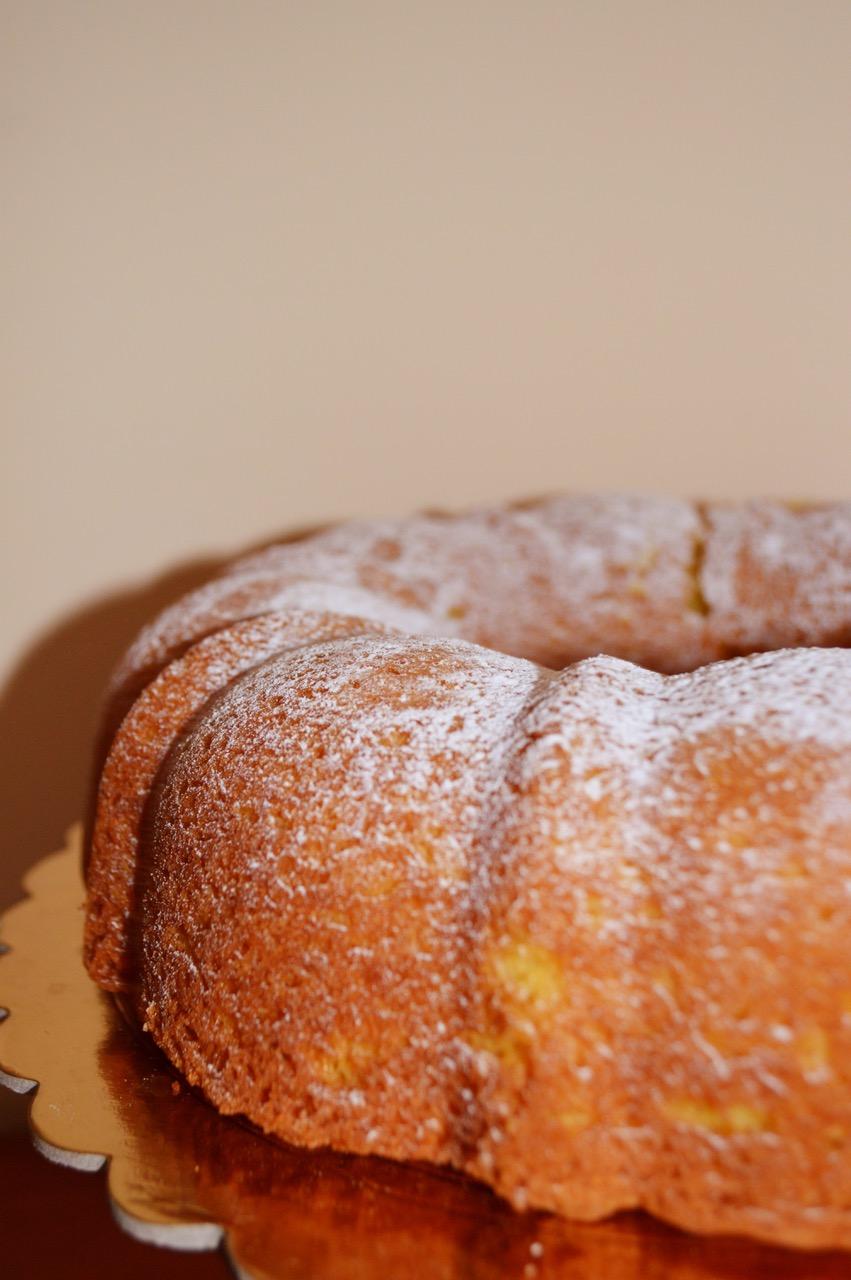 Pan D' Arancio