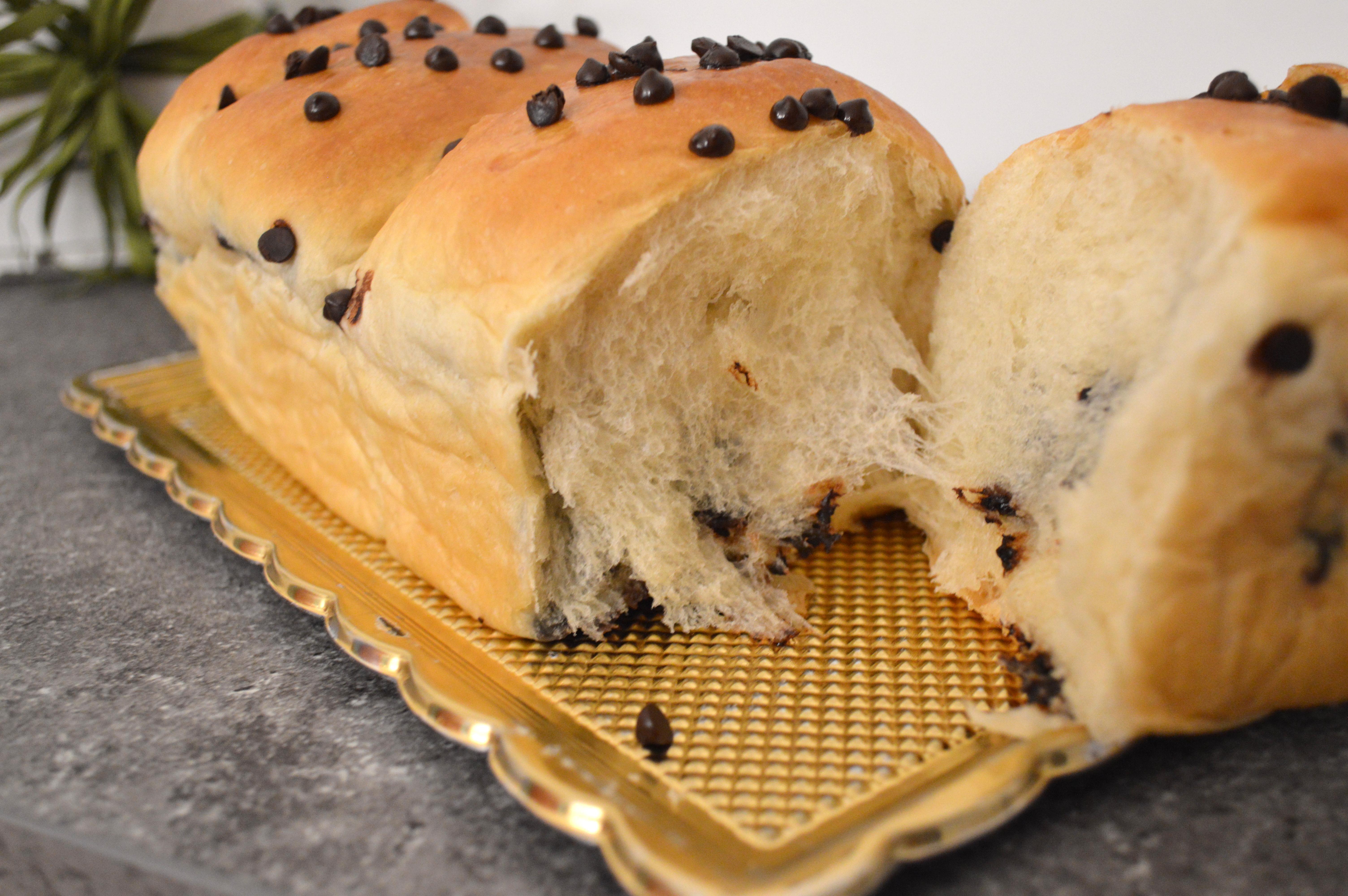 Pan brioche francese filante