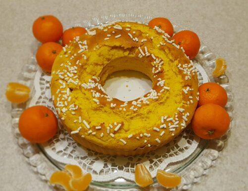 Ciambella ai clementini