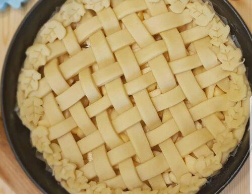 Apple pie: la torta di mele di nonna papera