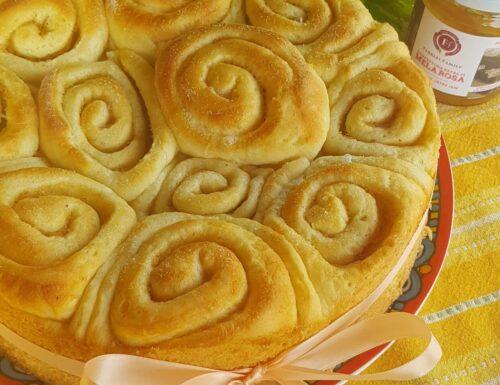 TORTA DI ROSE MORBIDISSIMA