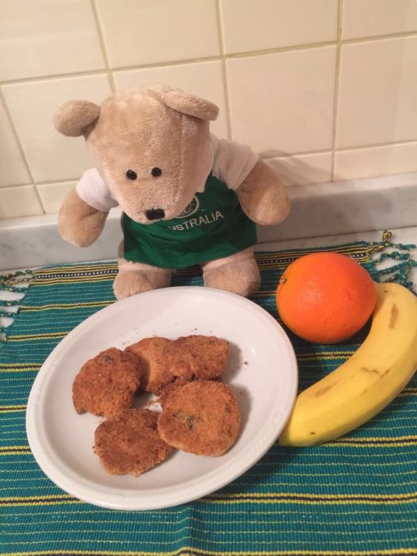 Biscotti al cocco gluten-free