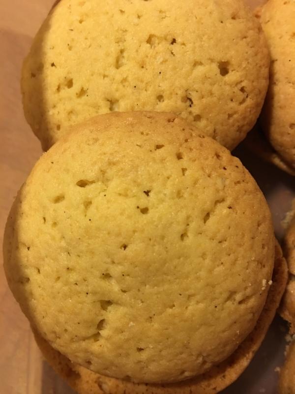 Biscotti al mais (meini)