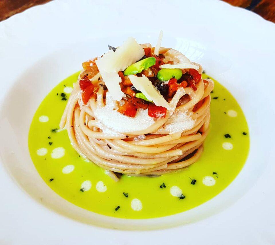 Spaghetti primo maggio
