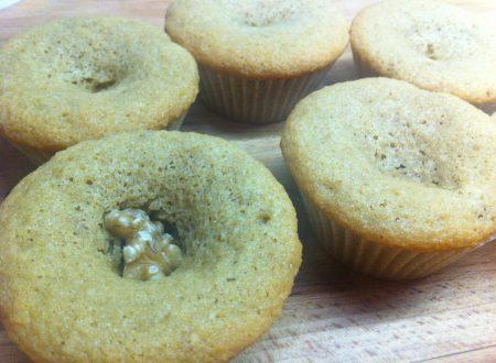 Muffin caffè e noci