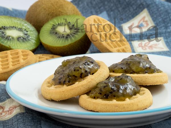 Confettura di kiwi, cannella e whisky in micro_600x450