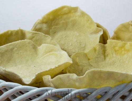 Piatti di pane versione tradizionale e in microonde