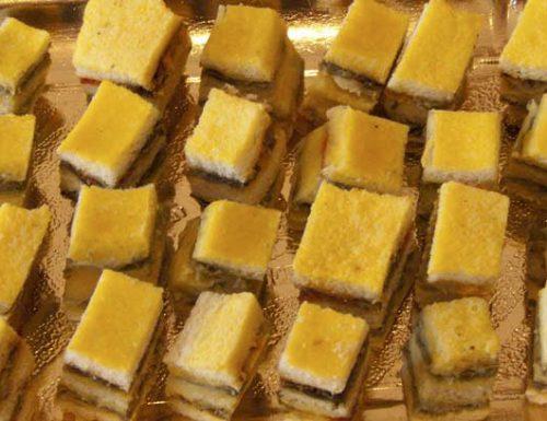 Plumcake di panbrioche e verdure