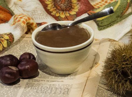 Confettura di marroni alla vaniglia
