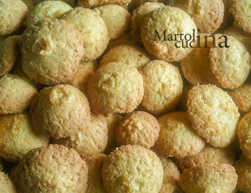 Biscotti al limone facilissimi