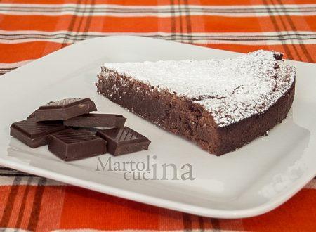 Gateau di cioccolato