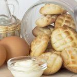 Biscotti con la maionese