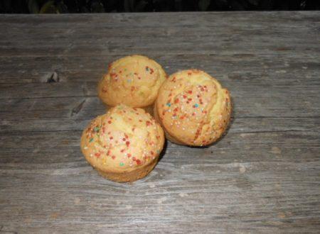Muffin velocissimi senza glutine