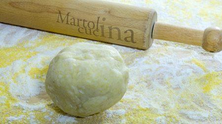 Pasta brisee al mais, ricetta di base facile e veloce