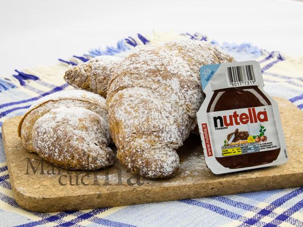 Brioches sfogliate alla Nutella_600x450
