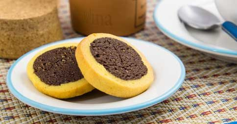 Biscotti pops