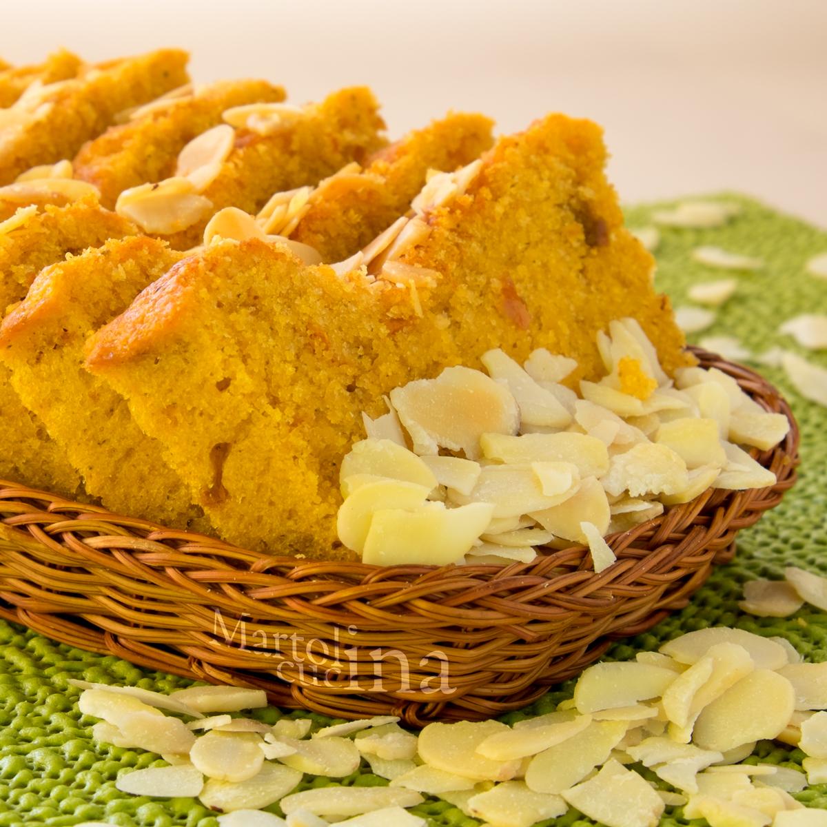 Plumcake 7 vasetti con mandorle sugo di pomodorini secchi - Forno microonde e tradizionale insieme ...