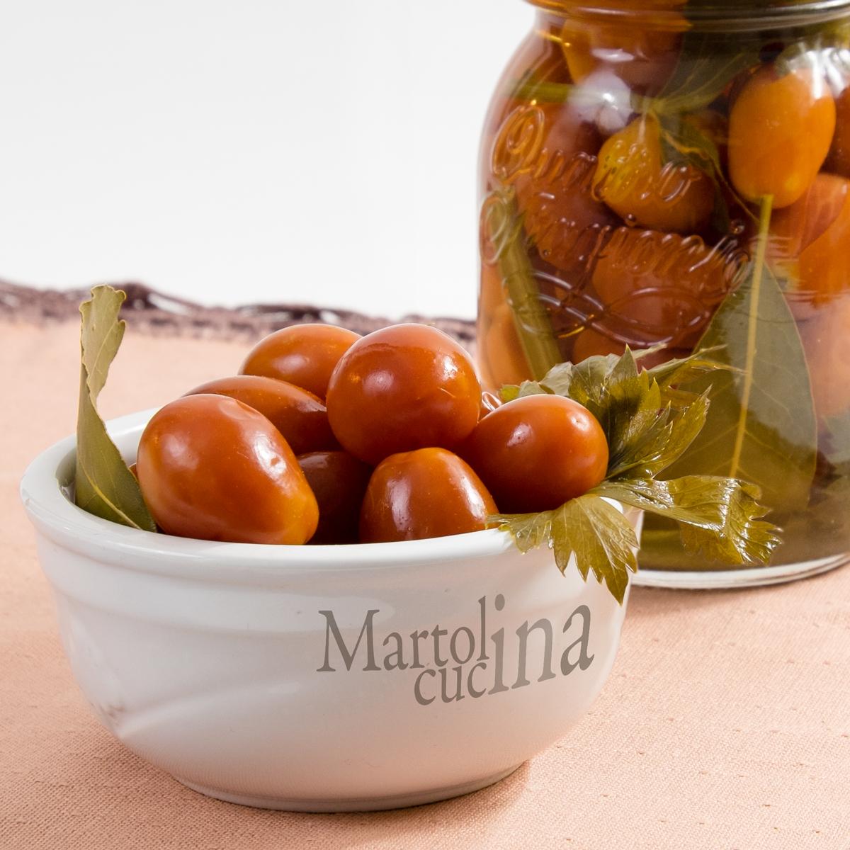 Pomodorini sottaceto