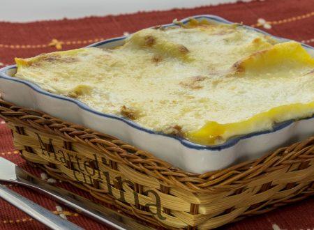 Lasagne velocissime al sugo di pomodorini secchi e ricotta