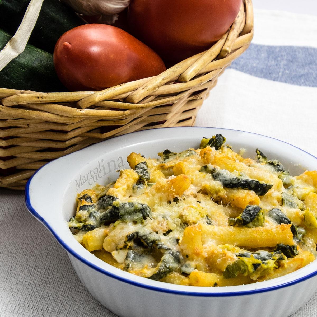 Pasta-gratinata-robiola-zucchine-A1200x1200