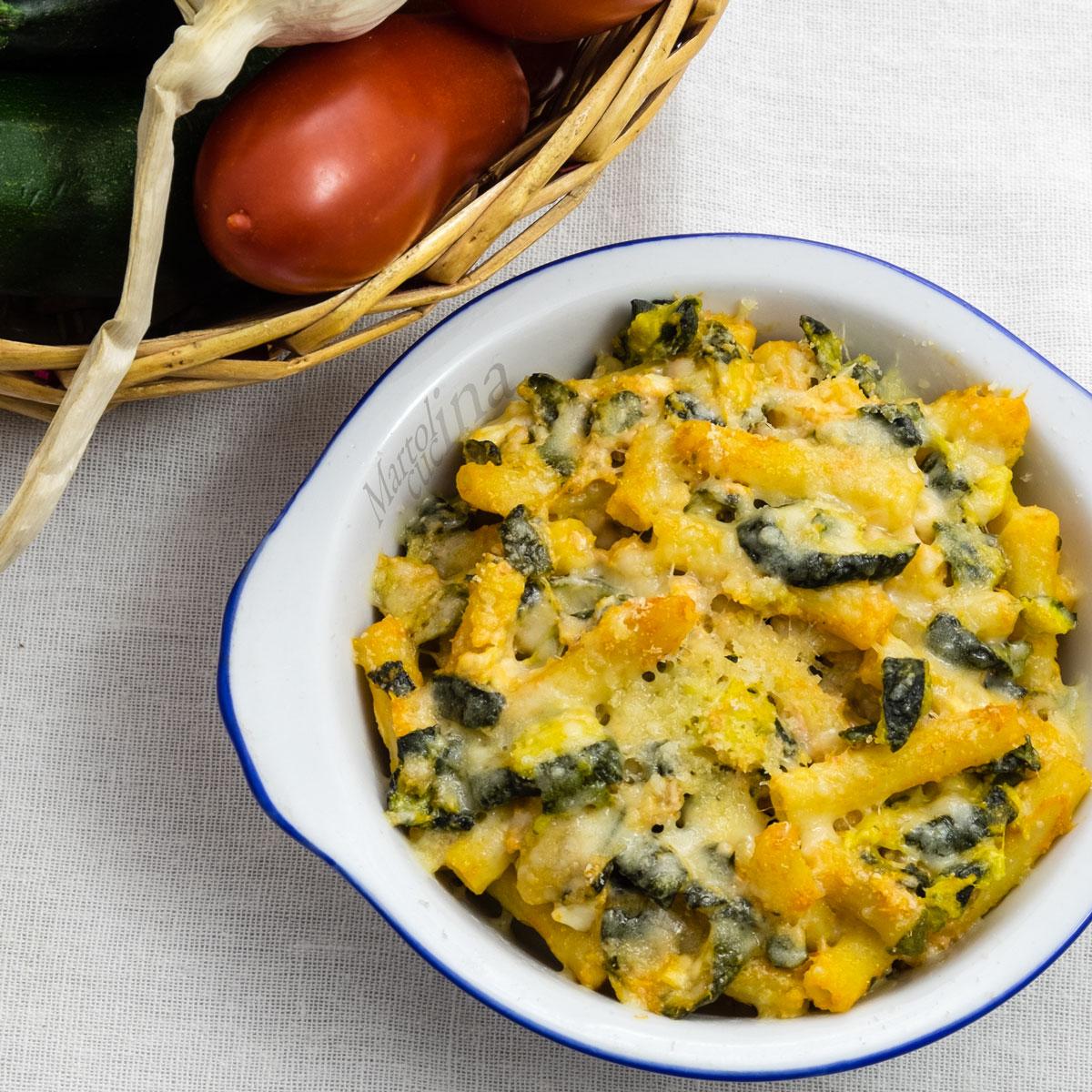 Pasta-gratinata-robiola-zucchine-B1200x1200