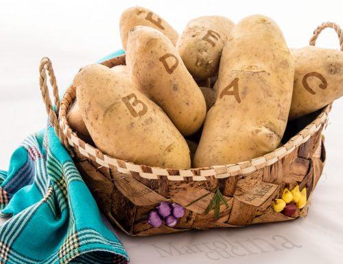 Alfabeto della patata