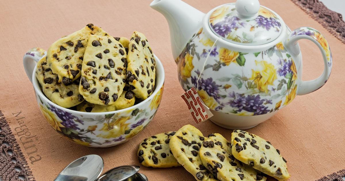 Biscotti con esubero di lievito madre