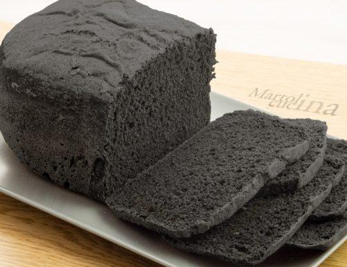 Pane al nero di seppia