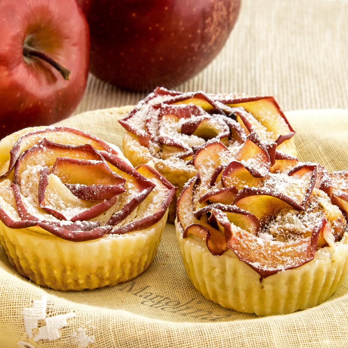 Roselline di mele