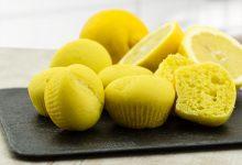 Muffin limone e pecorino