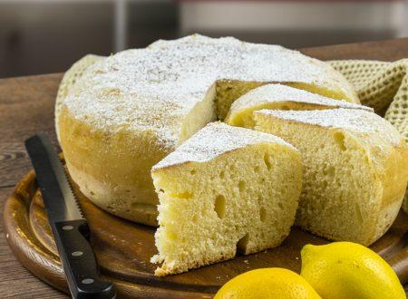 Pandolce al limone