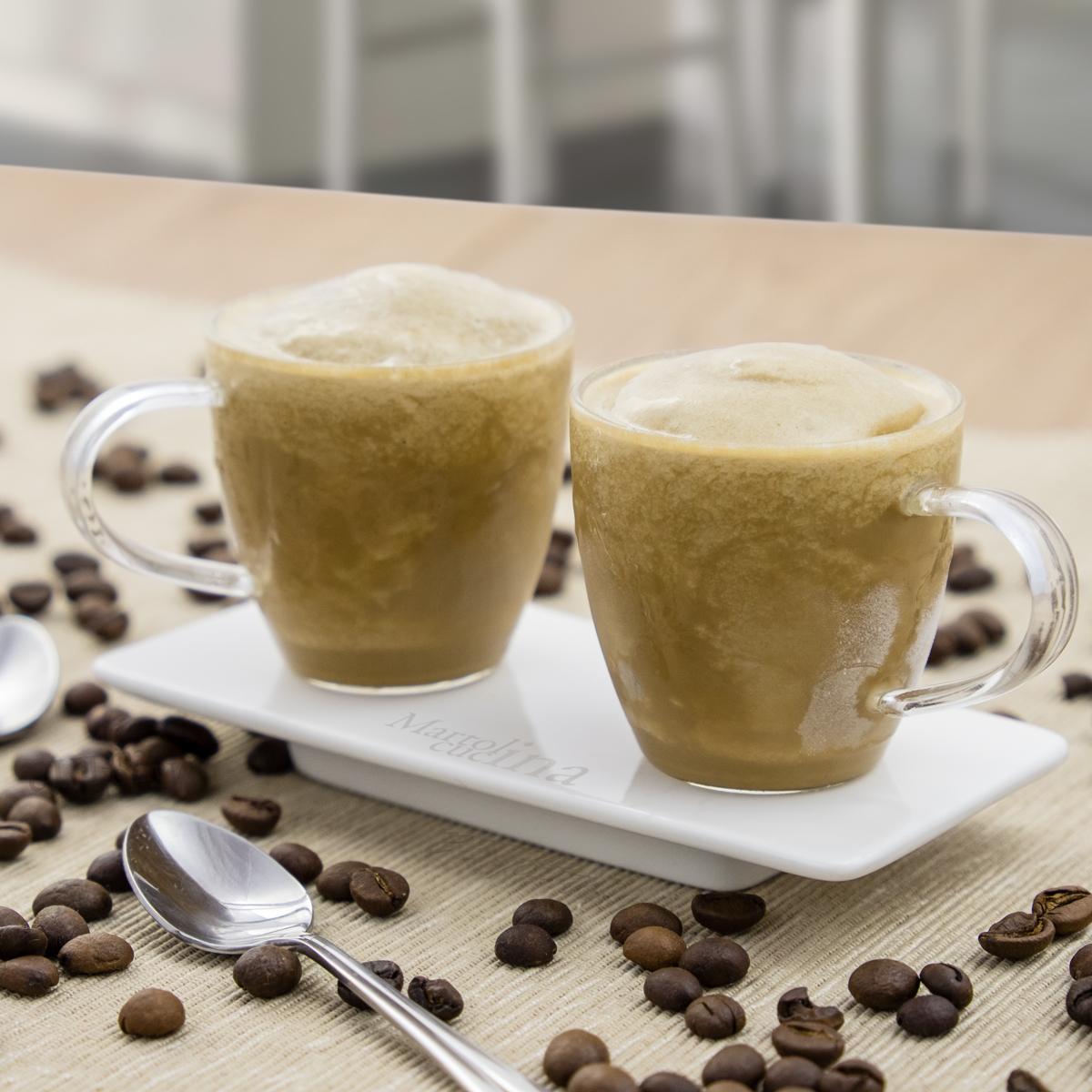 Sorbetto al caffè