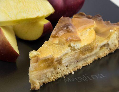 Crostata di mele, ricetta della nonna