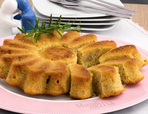 Torta salata 7 vasetti con lardo e rosmarino