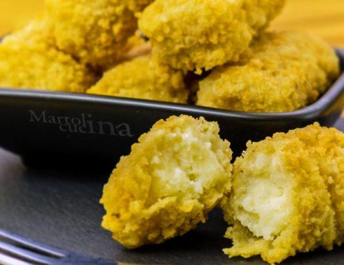 Crocchette di patate al forno, ricetta facile