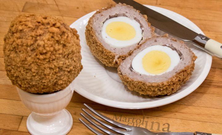 Scotch eggs, ricetta facile scozzese