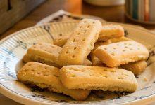 Shortbread, biscotti facili scozzesi