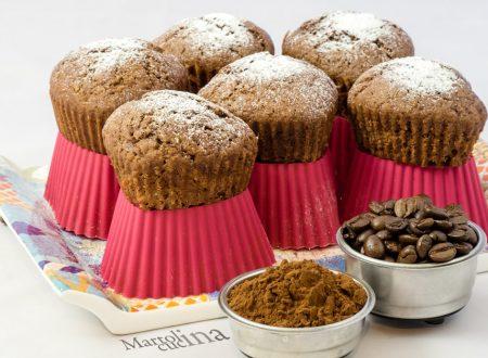 Muffin al cioccolato di Starbucks, ricetta facile senza burro