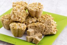 Muffin integrali al muesli, ricetta facile