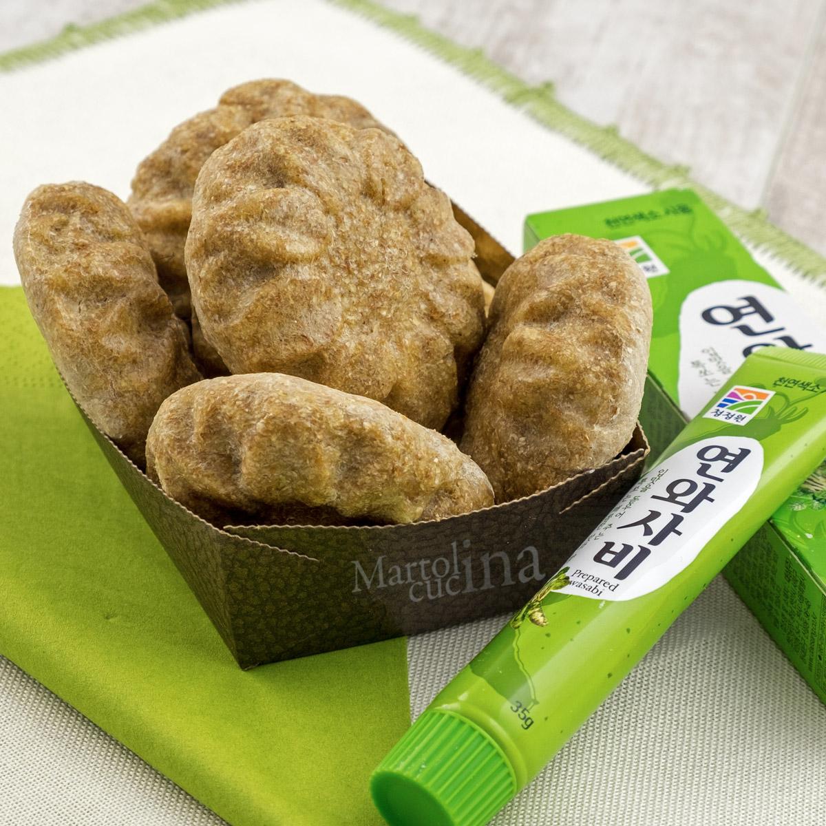 Muffin piccanti alla ricotta